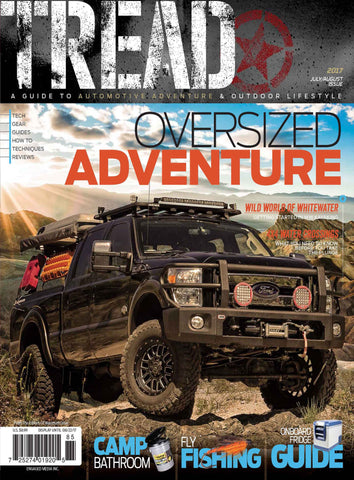 Tread July/August 2017