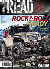 Tread Magazine Summer 2016