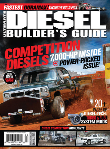 Ultimate Diesel Guide Aug/Sep 2016
