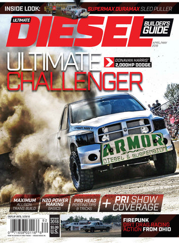 Ultimate Diesel Builder's Guide Print Subscription