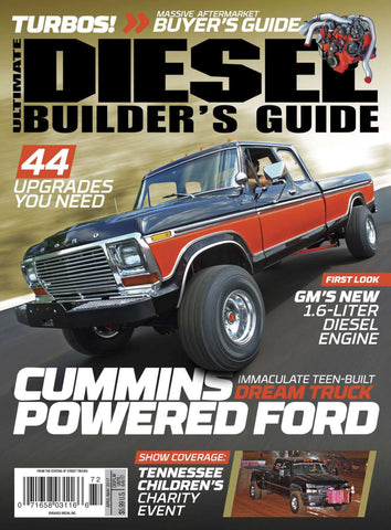 Ultimate Diesel Guide Apr/May 2017