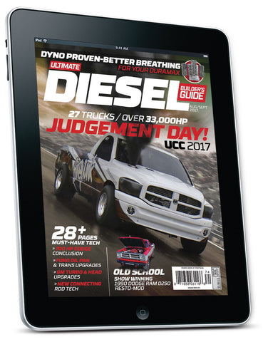 Ultimate Diesel Guide Aug/Sep 2017 Digital