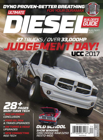 Ultimate Diesel Guide Aug/Sep 2017