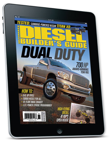 Ultimate Diesel Guide Dec/Jan 2017 Digital