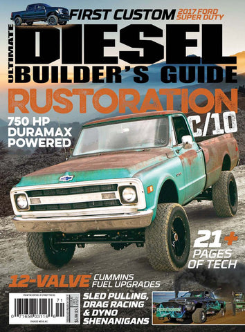 Ultimate Diesel Guide Feb/Mar 2017