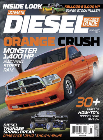 Ultimate Diesel Guide Jun/Jul 2017