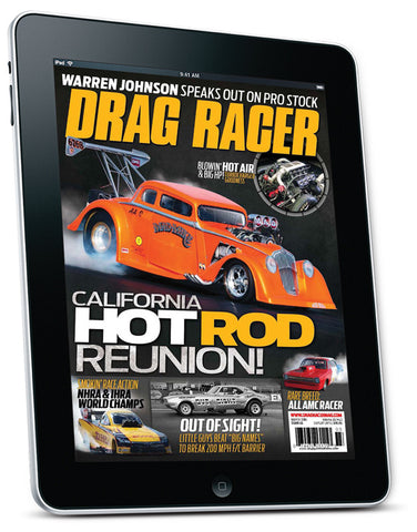 Drag Racer March 2016 Digital