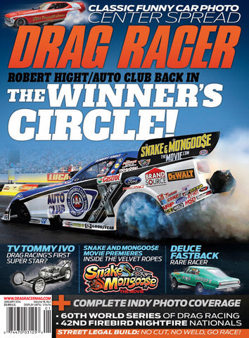 Drag Racer January 2014