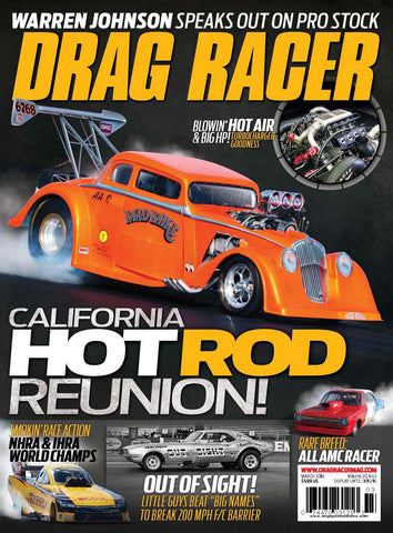 Drag Racer March 2016