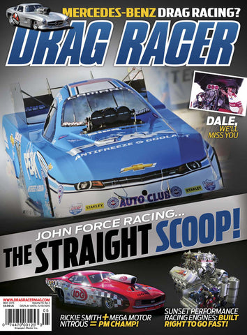 Drag Racer May 2015