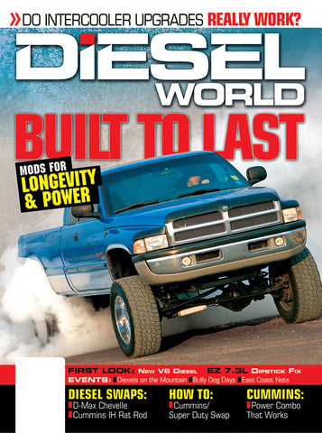 Diesel World December 2012