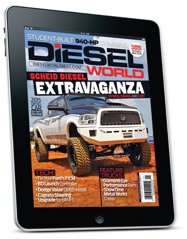Diesel World January 2015 Digital
