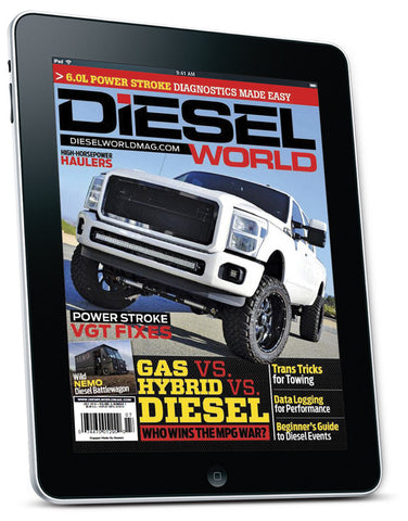 Diesel World July 2014 Digital