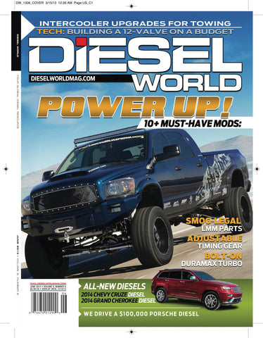 Diesel World June 2013