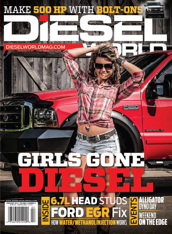 Diesel World Feb 2014