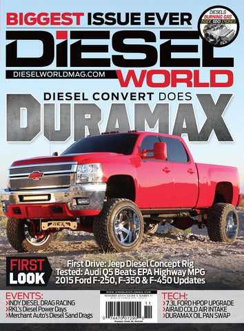 Diesel World November 2014