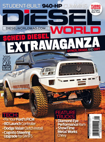 Diesel World January 2015