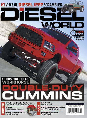 Diesel World June 2015