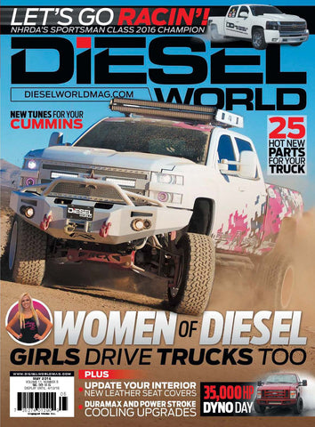 Diesel World MAY 2016