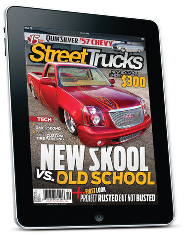 Street Trucks October 2014 Digital