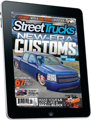 Street Trucks July 2016 Digital