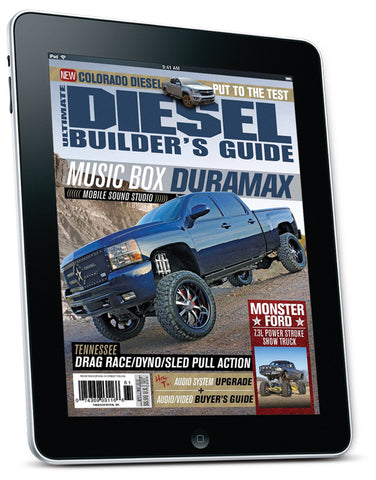 Ultimate Diesel Guide Apr/May 2016 Digital