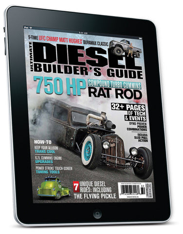 Ultimate Diesel Guide Feb/Mar 2016 Digital