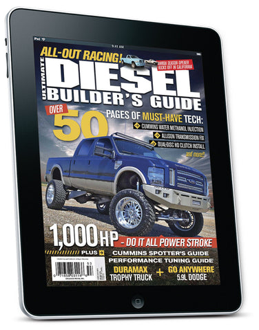 Ultimate Diesel Builder's Guide June/July- 2015 Digital