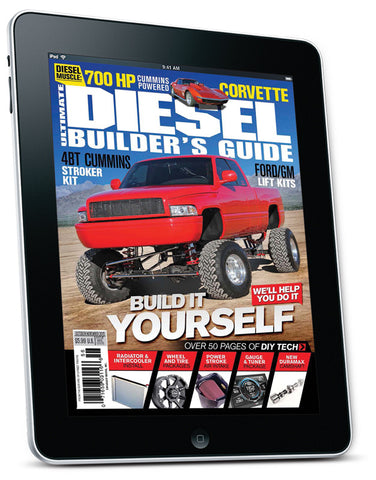 Ultimate Diesel Builder's Guide Oct/Nov 2015 Digital
