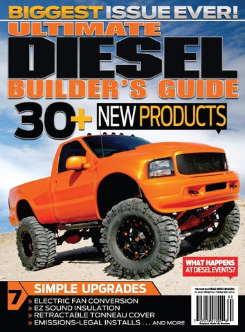 Ultimate Diesel Builder's Guide April/May 2014