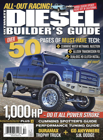 Ultimate Diesel Builder's Guide June/July- 2015