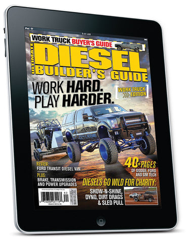 Ultimate Diesel Guide June/July 2016 Digital
