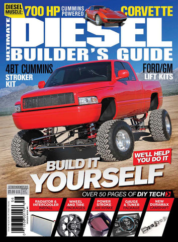 Ultimate Diesel Builder's Guide Oct/Nov 2015