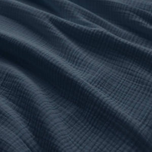 Mr. Muslin   Midnight blue