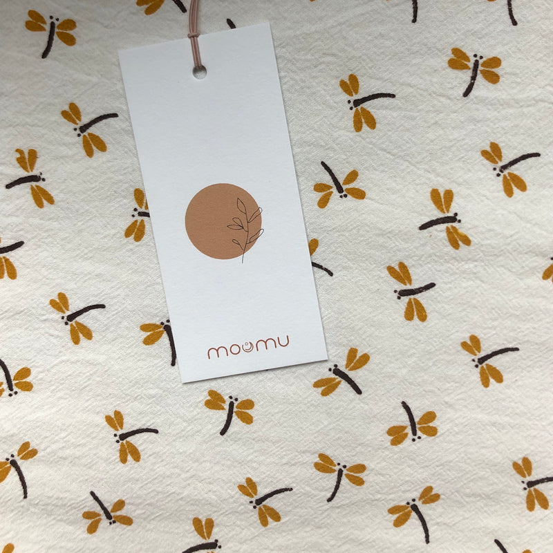 Cover Dragonfly white - MOOMU