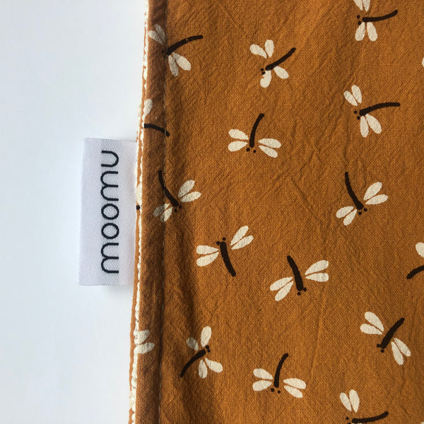 Cover Dragonfly cognac - MOOMU