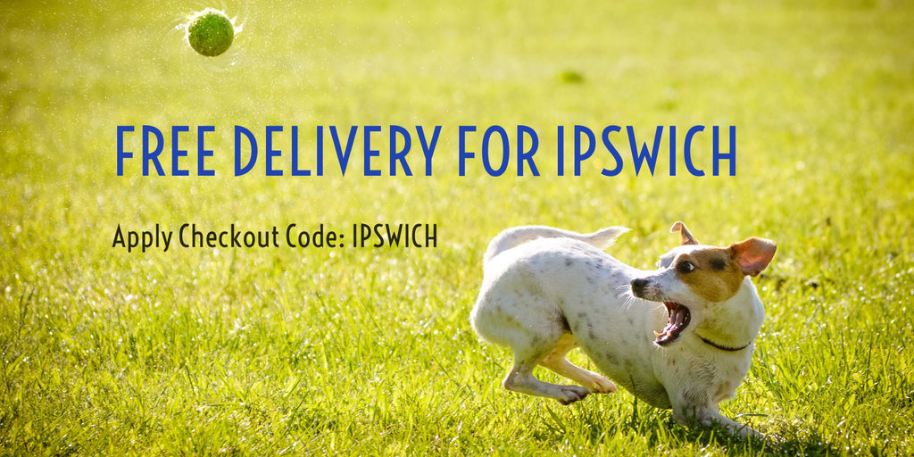 Free Delivery to Ipswich