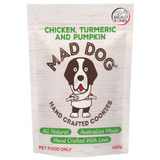 Mad Dog Cookies Chicken, Pumpkin & Turmeric Refill 400g