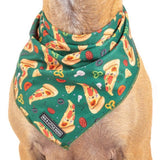 Big & Little Dogs Bandana Pupperoni Pizza