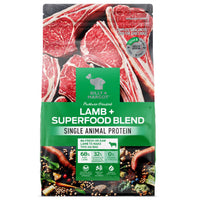 Dog Dry Food Billy & Margot Adult Lamb & Superfood Blend 1.8kg