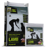 Meals For Mutts Single Protein Lamb GLF GRF