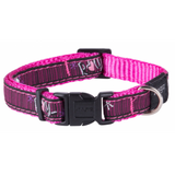 Rogz Fancy Dress Pink Love Collar