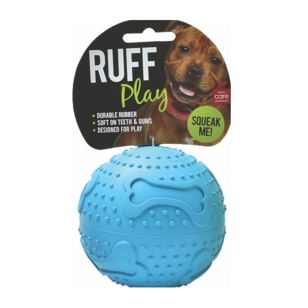 Ruff Play Rubber Ball