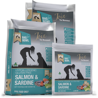 Meals For Mutts Salmon & Sardine GLF