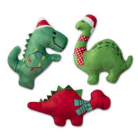 Fringe Studio Christmas Dinos Mini Set 3pc