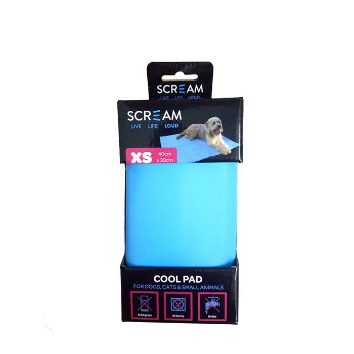 Scream Cool Pad XSmall Blue