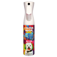 Colour Magik Pet Spray Hot Pink