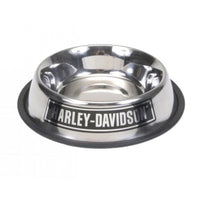 Harley Davidson Stainless Steel Bowl Large