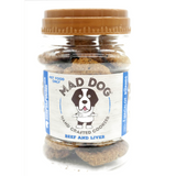 Mad Dog Cookies Beef & Liver Jar