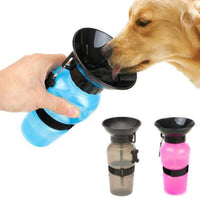 Dog Travel Bottle Adog Squeeze Range